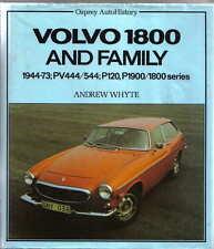 Volvo 1800 & Family 1944-73 PV444/544 P120 P1900/1800 Series Osprey AutoHistory