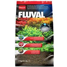 Fluval Stratum Plant and Shrimp Substrate 2kg Aquarium Fertilser Soil