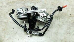 16 EBR 1190 RX 1190RX Erik Buell Racing throttle bodies body & gas fuel injector