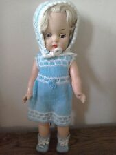 Vintage 1960's  Doll - Needs a new eye