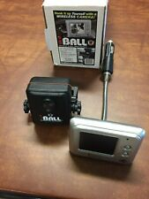 iBall Wireless Trailer Hitch Camera. Magnetic Attachment