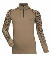MINI LeMieux KIDS Base Layer Technical Wicking XC Top NEW WINTER 2020 Colours