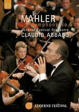 Mahler: Symphony No.5 - Abbado Conducts The Lucerne Festival Orchestra (NEW DVD)