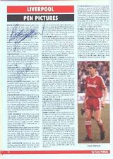 L Surname Initial Signed Football Programmes