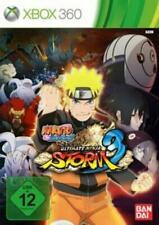 XBOX 360 Naruto Shippuden Ultimate Ninja Storm 3 Neuwertig