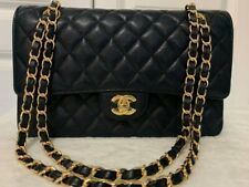 Chanel Classic bag double flap caviar grained calfskin