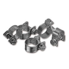 LMA Stainless Steel Petrol Pipe Hose Clips - Ideal For Fuel Pipes
