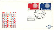 Netherlands 1970 Europa FDC First Day Cover #C27437