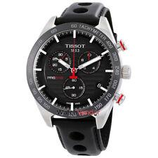 Tissot PRS 516 Chronograph Black Dial Mens Watch T100.417.16.051.00
