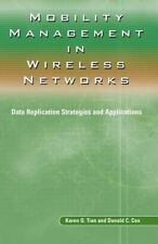 Mobility Management in Wireless Networks : Data Replication Strategies and...