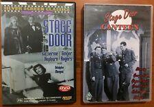 STAGE DOOR & STAGE DOOR CANTEEN DVD