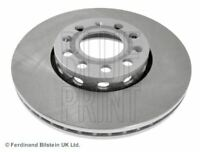 BLUE PRINT BRAKE DISCS FRONT PAIR FOR AN AUDI A4 SALOON