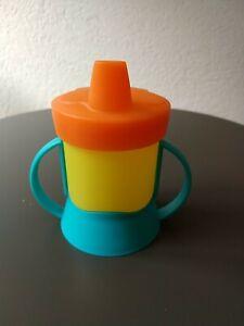 C112 Tupperware Tupperware Trinklerntasse Kinder Trinklern-Becher Schnabeltasse