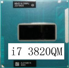 Intel Core i7-3820QM, 8 MB SmartCache, bis zu 3,7 GHz (4 Core, 8 Thread)