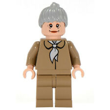 LEGO Spider-Man 2 - Aunt May Minifigure - From #4854 Doc Ock's Bank Robbery