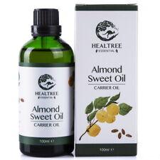 Almond Sweet Virgin Oil Australian 100% Pure Natural Carrier Oil 100ml