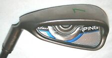 Ping G MAX 7 Iron with Ping CFS 70 regular flex shaft LEFT HANDED