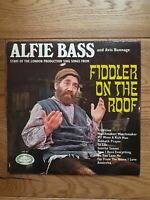 Alfie Bass & Avis Bunnage Fiddler On The Roof  HM 589   Vinyl, LP, Album