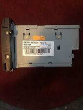 2008-09 Chevrolet Uplander Radio AM FM CD Player w Aux Jack Part # 15878234 OEM