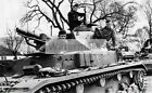 WWII photo Tankers of the 11th Panzer Division of the Wehrmacht on vacation  597