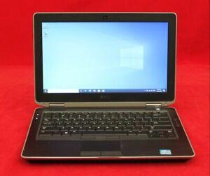DELL LATITUDE E6330 CORE I5 3320M @ 2.6GHz 8GB 320GB HDD WEBCAM WIFI WIN10 DVDRW