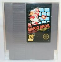 Super Mario Bros NES Nintendo Authentic, Cleaned, & Tested! Great Shape 5 Screw!