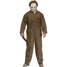 Authentic HALLOWEEN 2018 Children/'s Deluxe Michael Myers Coveralls Costume NEW