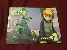 Kiwi Blitz vol. 2 by Mary Cagle (2012, TPB) SIGNED w/ sketch Sleepless Domain