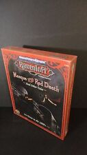 DUNGEONS & DRAGONS MASQUE OF THE RED DEATH RAVENLOFT 1103 SEALED