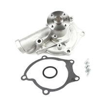 Engine Water Pump-VIN: U, DOHC, Turbo, 16 Valves DNJ WP107