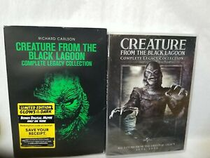 Creature From The Black Lagoon Complete Legacy Collection DVD NEW SEE PICS