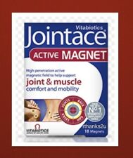 Vitabiotics Jointace Active Magnet - Magnetic Plasters for Joint & Muscle pain