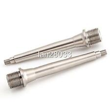 J&L Short Ti Spindle/Axles for Crank Brothers Egg Beater&Candy 1,2,3,7& 11