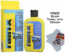 Rain-X Original Glass Windshield Treatment-7oz. Plus FREE ShopTowel