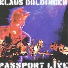 Klaus Doldinger - Passport Live (CD, Wounded Bird, AM) Lucky Loser - BN Sealed