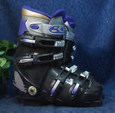Excellent Used ROSSIGNOL Ski Boots MP 25.5 US Men 7.5 Women 8.5