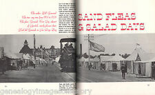 Coronado's Bustling Tent City Beginning+Baum,Booth,Bryan,Davis,Babcock