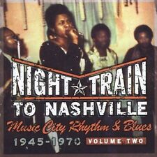 Night Train to Nashville, Vol. 2 by Various Artists (CD, Sep-2005, 2 Discs, L...
