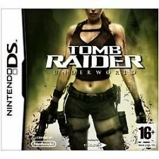Tomb Raider: Underworld (Nintendo DS, 2008)