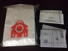I-clean Replacement Miele FJM Vacuum Bags 12PCS, AirClean 3D Efficiency Vacuum