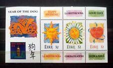 IRELAND/EIRE MINI SHEET FROM 1994. UNUSED/MNH. HONG KONG 1994. SG CAT £6.50