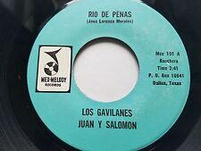 LOS GAVILANES Juan Y Salomon - Rio de Penas / Desesperanza LATIN RANCHERA Bolero
