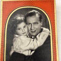 Traudl Stark Karl Ludwig Diehl  Tobacco Cigarette Card German 30s Film Stars
