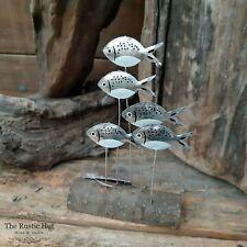 SMALL Silver Bream Standing Decoration Ornament by Shoeless Joe, Coastal Fish