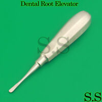 Elevators Straight Tip 3mm Root Dental Surgical Extraction Instruments