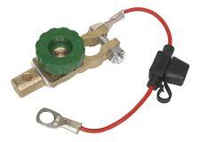 Sealey terminal de la batería y soporte de fusible 12-24v Antirrobo btant1224v
