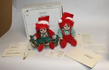 Marie Osmond Jingles & Belle Doll In Box Coa Necklaces