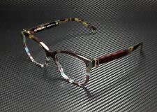 BURBERRY BE2252 3636 Green Havana Blue Havana Demo Lens 52 mm Women's Eyeglasses