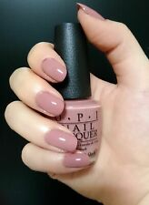 OPI Nail Polish Lacquer E41 Barefoot In Barcelona 15ml