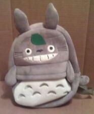 Totoro Plush Backpack Children's Shoulders Bag